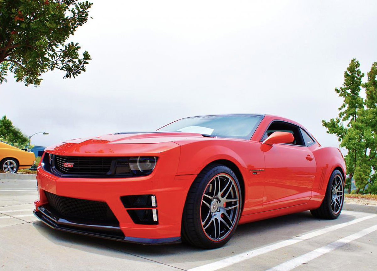 2010-2013 Camaro Body Kits
