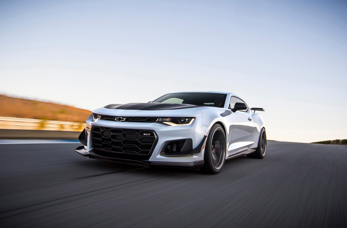 2019-2020 Chevrolet Camaro Body Kits