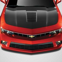 Camaro Carbon Fiber Hood Catalog – Light Weight Hoods