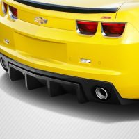Camaro Rear Bumper Lips – Aftermarket Style Body Kits