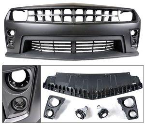 camaro-front-bumper